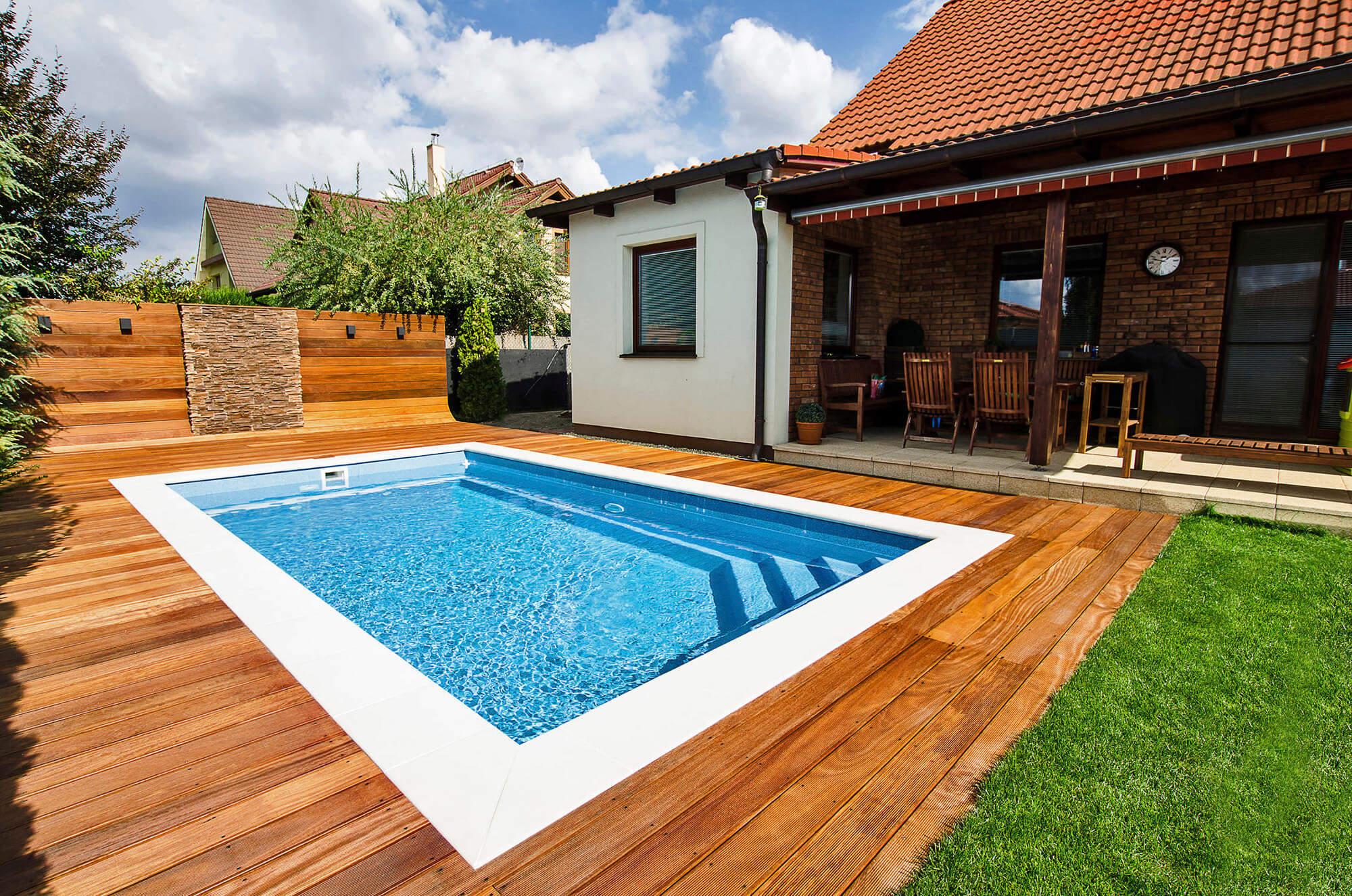 Чертежи бассейнов